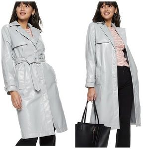 NWT Ninewest Trench Coat